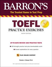 Practice Exercises for the TOEFL with Audio Online 9e - Sharpe, Pamela J.