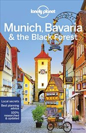 Munich, Bavaria and the Black Forest -LP-6e -
