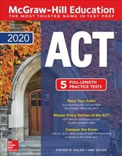 McGraw-Hill ACT 2020 edition  - Dulan, Steven W.