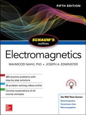 Schaums Outline of Electromagnetics 5e - Nahvi, Mahmood