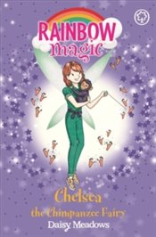 Rainbow Magic : Chelsea the Chimpanzee Fairy : The Endangered Animals Fairies, Book 3 - Meadows, Daisy