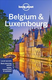 Belgium and Luxembourg -LP-7e -