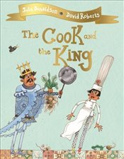 Cook and the King - Donaldson, Julia