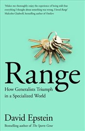 Range : How Generalists Triumph in a Specialized World - Epstein, David
