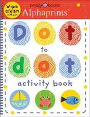 Alphaprints Dot to Dot - Priddy, Roger
