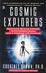 Cosmic Explorers - BROWN, COURTNEY