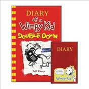 Diary of a Wimpy Kid : Double Down with Notebook - Kinney, Jeff