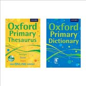 Oxford Primary Dictionary and Thesaurus Pair - Kolektif