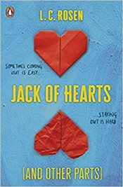 Jack of Hearts And Other Parts - Rosen, L.C.