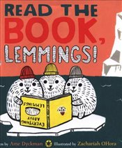 Read the Book, Lemmings! - Dyckman, Ame