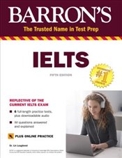 Barrons IELTS 6e : With Downloadable Audio - Lougheed, Lin