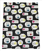UC - Smiley Trendy Kareli Defter 19x26 60yp. (SMILEY204-K) -