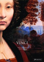 Leonardo da Vinci : The Complete Paintings in Detail - Vezzosi, Alessandro