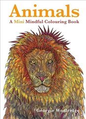 Mini Colouring Books Animals - Woolridge, Georgie