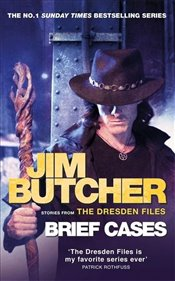 Brief Cases : The Dresden Files - Butcher, Jim