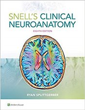Snells Clinical Neuroanatomy 8e - Splittgerber, Ryan