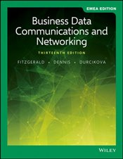 Business Data Communications and Networking 13e GE - Fitzgerald, Jerry