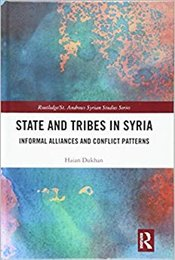 State and Tribes in Syria : Informal Alliances and Conflict Patterns   - Dukhan, Haian