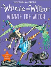 Winnie and Wilbur : Winnie the Witch with Audio CD - Thomas, Valerie