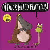 Oi Duck Billed Platypus! - Gray, Kes