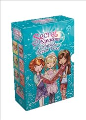 Secret Kingdom Series 2 : 6 Books Set  - Banks, Rosie