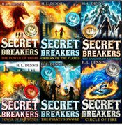 Secret Breakers : 6 Books Set  - Dennis, H. L.