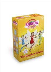 Rainbow Magic Series 1 : 7 Books Set  - Meadows, Daisy