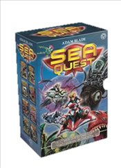 Sea Quest Series 1 and 2 : 8 Books Set  - Blade, Adam