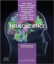Neuroscience 6e ISE - Purves, Dale