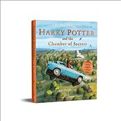 Harry Potter And The Chamber Of Secrets Illustrated Edition - Rowling, J. K.