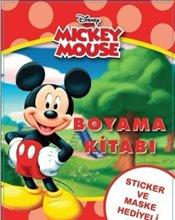 Pandora Mickey Mouse Roadster çıkartmalı Boyama Kitabım Kolektif