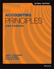 Accounting Principles : IFRS Version GE - Weygandt, Jerry J.