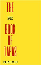 Book of Tapas New Edition - Ortega, Simone