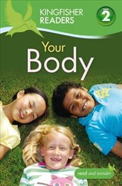 Your Body : Kingfisher Readers Level 2 - Stones, Brenda