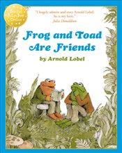 Frog And Toad Are Friends - Lobel, Arnold