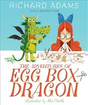 Adventures of Egg Box Dragon - Adams, Richard