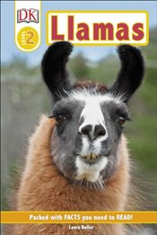 Llamas : DK Readers Level 2 - Buller, Laura