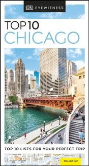 Chicago : DK Eyewitness Top 10 Travel Guide  -
