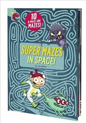 Super Mazes in Space! - Mehee, Loic