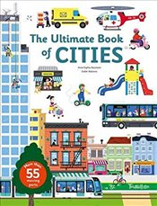 Ultimate Book of Cities - Baumann, Anne Sophie