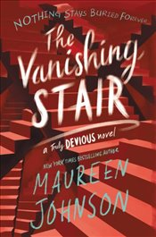 Vanishing Stair : Truly Devious - Johnson, Maureen