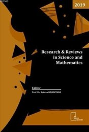 Research & Reviews in Science and Mathematics - Kolektif