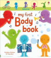 My First Body Book  - Oldham, Matthew