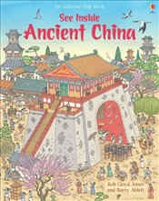 See Inside Ancient China - Jones, Rob Lloyd