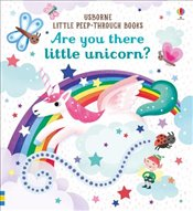 Are you there little Unicorn?  - Taplin, Sam
