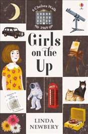 Girls on the Up - Newbery, Linda