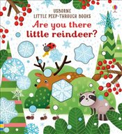 Are You There Little Reindeer?  - Taplin, Sam