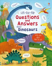 Questions and Answers About Dinosaurs   - Daynes, Katie