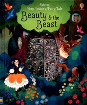 Beauty and the Beast : Usborne Peep Inside a Fairy Tale - Milbourne, Anna