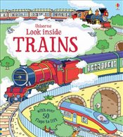 Trains : Usborne Look Inside - Frith, Alex